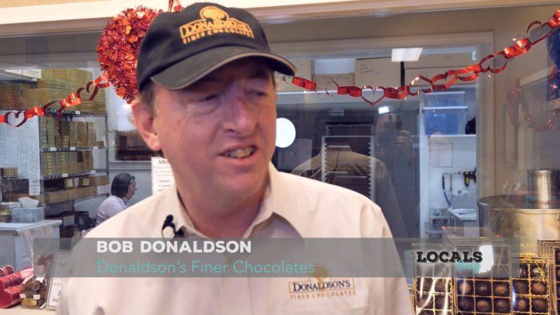 Donaldsons Finer Chocolates