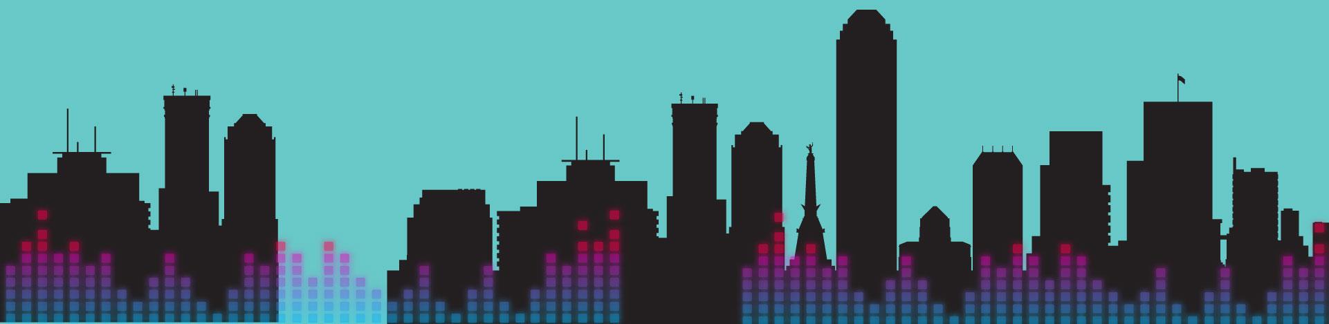 hero banner city